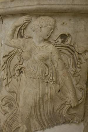Fontanna z Menadami