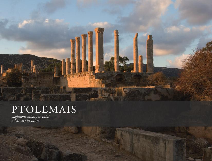 okładka Ptolemais